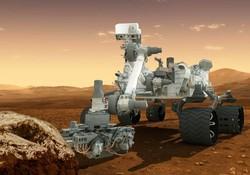 روبات «کنجکاوی» به قله های مریخ صعود میکند