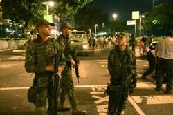 حمله به اتوبوس حامل خبرنگاران بازیهای المپیک