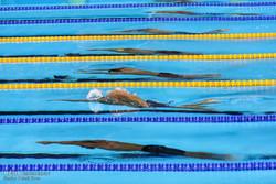پایان کار شناگر ایران در ۵۰ متر آزاد مسابقات کسب سهمیه المپیک