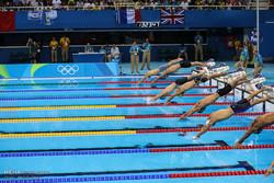 سفر شناگران ایران به کرواسی برای حضور در مسابقات گزینشی المپیک