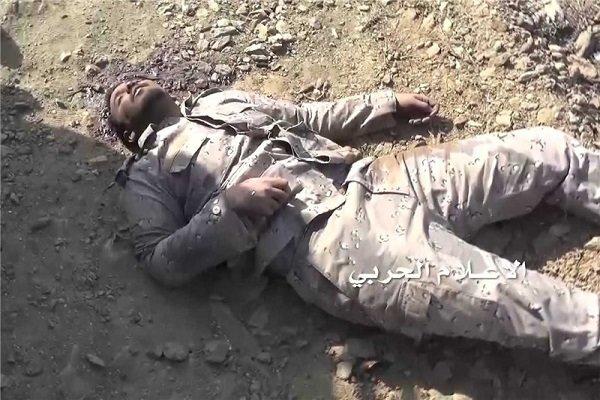 کشته شدن نظامی سعودی