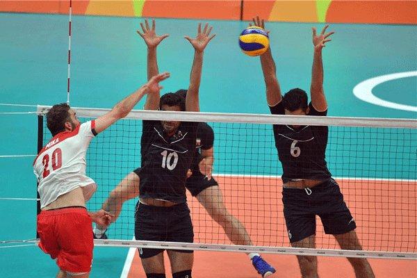 VIDEO: Iran vs Poland volleyball match in Rio