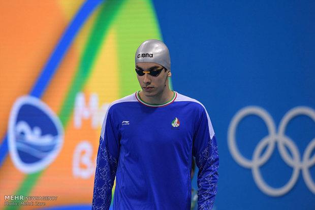 مسابقات شنا المپیک ریو ۲۰۱۶