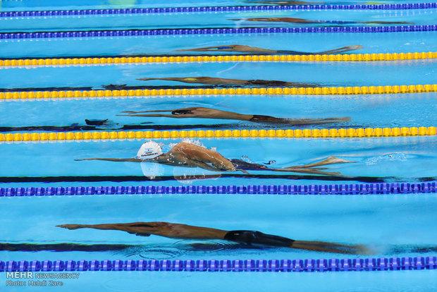 شناگران باید در فضای مسابقه قرار بگیرند/ استرس را باید تجربه کنیم
