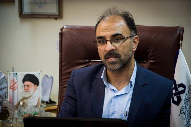 نشست خبری سید عباس موسوی رئیس دانشگاه علوم پزشکی شاهرود
