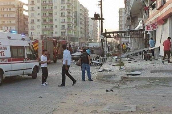 Kayseri'deki terör saldırısıyla ilgili 20 kişi tutuklandı
