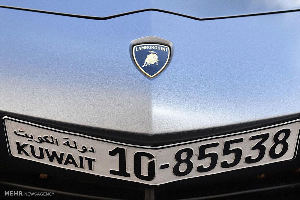 خودروهای میلیاردهای عرب در لندن