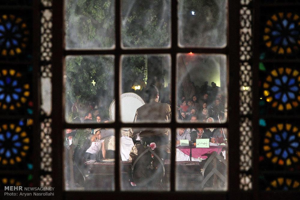 جشنواره سراسری مولودیخوانی رضوی هه تاو