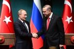 کرملین از دیدار قریب الوقوع پوتین و اردوغان خبر داد