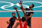 برنامه دیدارهای تیم ملی والیبال ایران مشخص شد