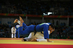 Second judoka eliminated in Rio