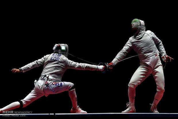 مسابقات شمشیربازی - المپیک ریو ۲۰۱۶