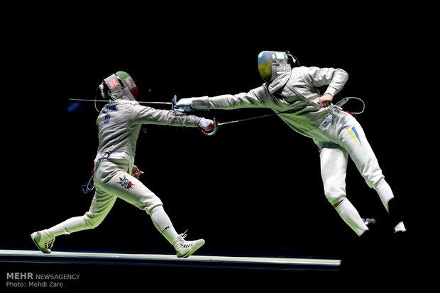 Iran wins Men Sabre World Cup
