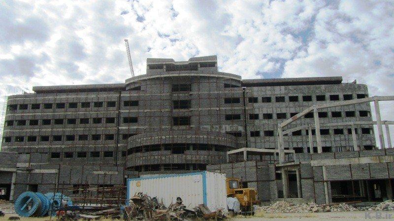 بیمارستان جدیدیاسوج یکی ازمراکز بزرگ درمانی ترومادرجنوب کشور – خبرگزاری مهر | اخبار ایران و جهان