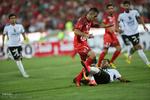 پیروزی پرگل تیم پرسپولیس با «هتتریک» علیپور