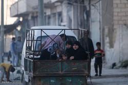 داعش ۲۰۰۰ هاووڵاتی سووری له مهنبهج ڕفاندووه
