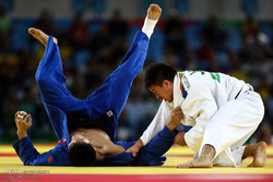 Iranian Judokas garner 2 bronze medals in India