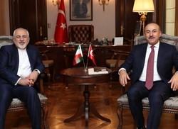 Turkey's Çavuşoğlu hails Iran's support