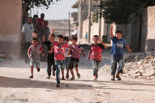 Münbiç sonunda IŞİD'den kurtuldu