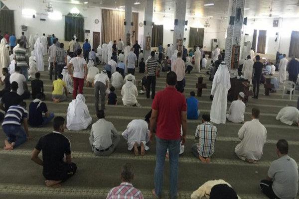"""النظام البحريني يمنع اقامة صلاة الجمعة في منطقة """" الدراز"""""""