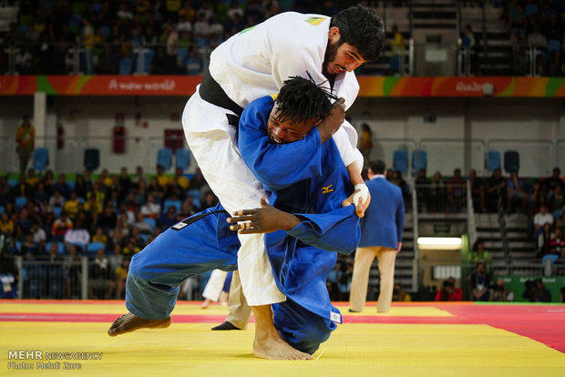 Judo competitions at Rio 2016