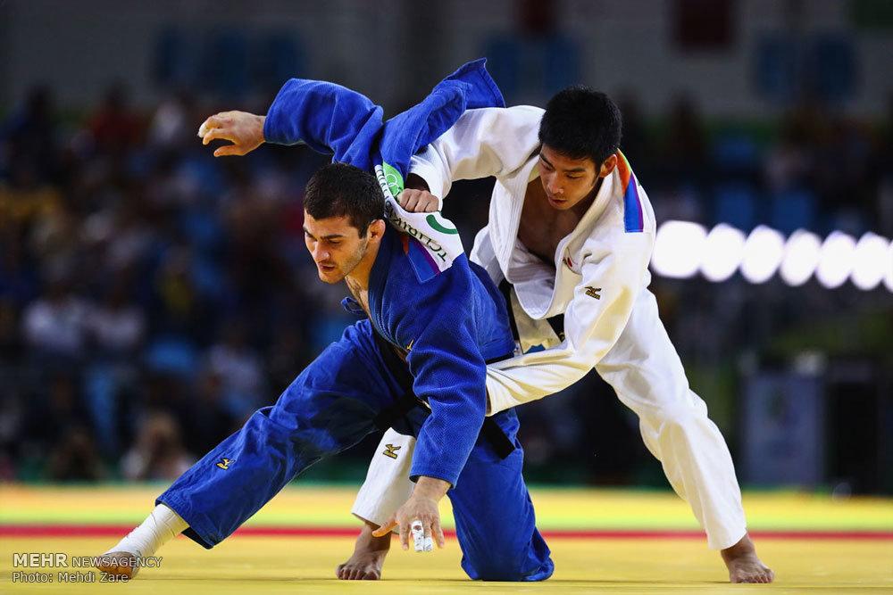 مسابقات جودو - المپیک ریو ۲۰۱۶
