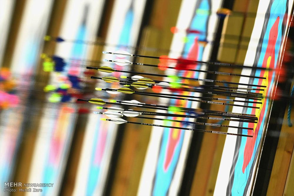 رقابتهای تیروکمان - المپیک ریو 2016