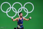 کیانوش رستمی نامزد بهترین وزنهبردار سال ۲۰۱۶ جهان شد