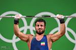 ربّاعان إيرانيان يحرزان ميدالية ذهبية وفضية فيالبطولة الدولية لرفع الأثقال