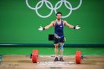 Kiyanuş Rostemi, 2016 yılının en iyi haltercisi oldu