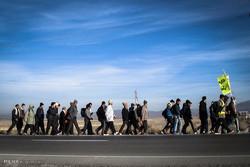 ارائه خدمات بهداشتی به ۴ هزار زائر پیاده دهه آخر صفر