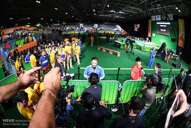 مسابقات وزنهبرداری دسته ۸۵ کیلوگرم المپیک 2016ریو