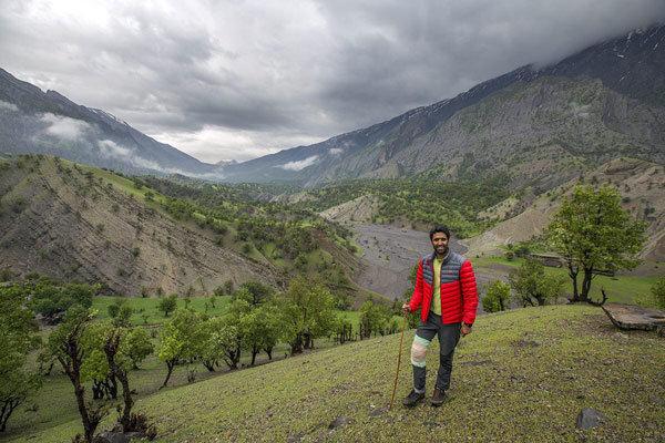 آخرین وضعیت کارگردان «ایرانگرد» پس از مصدومیت/در آرزوی یک کار ملی