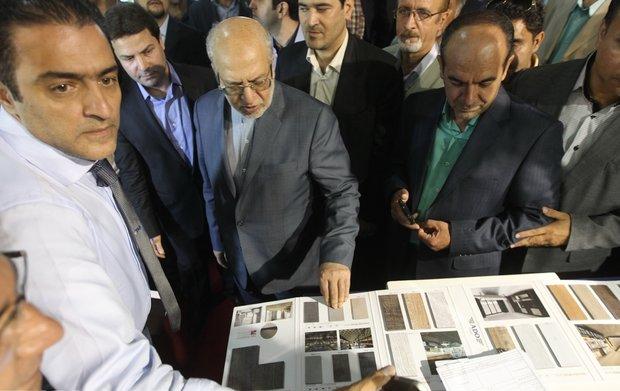 Iran's intl. construction exhibit hosting 1,235 companies