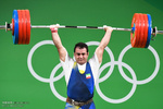 صدرنشینی قهرمان المپیک در هفته نخست لیگ وزنهبرداری