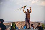جشنواره بادبادک ها در لارستان