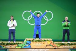 İran ikinci altın madalyayı da kaptı