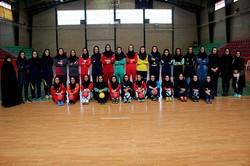 اردوی تیم ملی هندبال زنان ایران در اهر تشکیل شد
