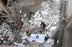 آمار کارگران فوتی سراب با سقوط یک کارگر از ساختمان به ۶ نفر رسید