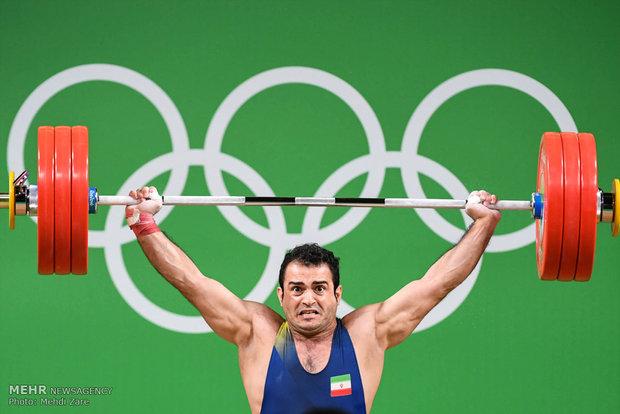 Iranians cannot access IWF amid voting for '2018 Lifter of the Year'
