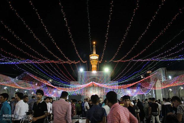برگزاری ویژه برنامه های ولادت امام حسن مجتبی(ع) در حرم مطهر رضوی