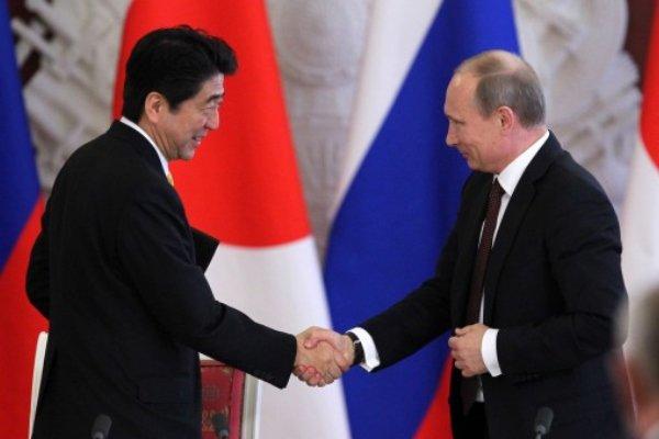 Abe: Putin'le görüşmeyi planlıyorum