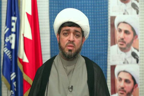 Al-Wefaq official hails seminaries for backing Bahrain revolution
