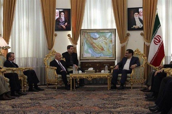 شمخاني: امن الحدود خط احمر للجمهورية الاسلامية الايرانية