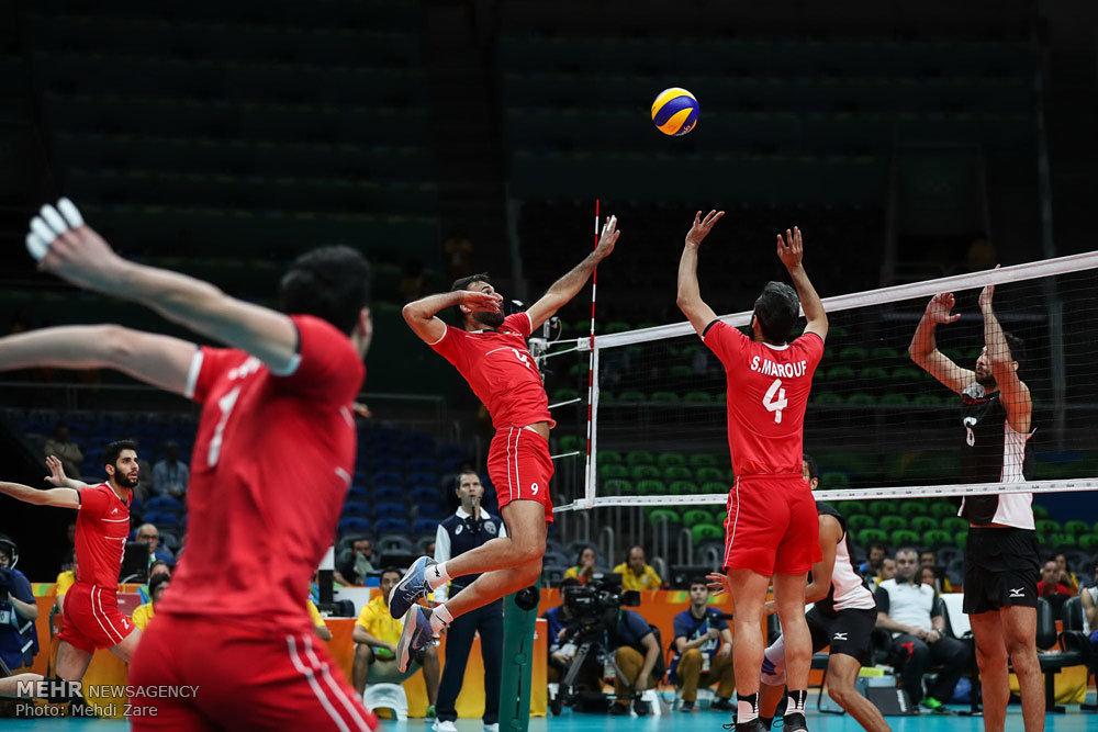 فهرست اولیه تیم ملی والیبال ایران مشخص شد