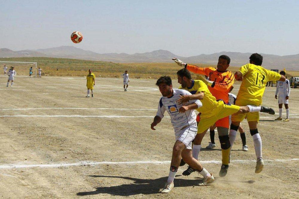 کراپشده - ورزش محلات شهرداری همدان