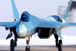 فیلم/نخستین ویدیو از جنگنده فوق مدرن روسها