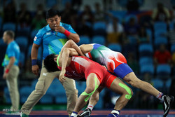 Greco-Roman wrestling at Rio 2016