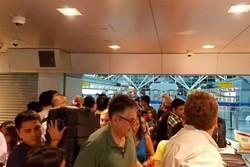 تخلیه فرودگاه گلاسکو به دلیل مشاهده بسته مشکوک