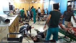 35 قتيلا و50 مصابا في تفجير استهدف معبر على الحدود السورية التركية